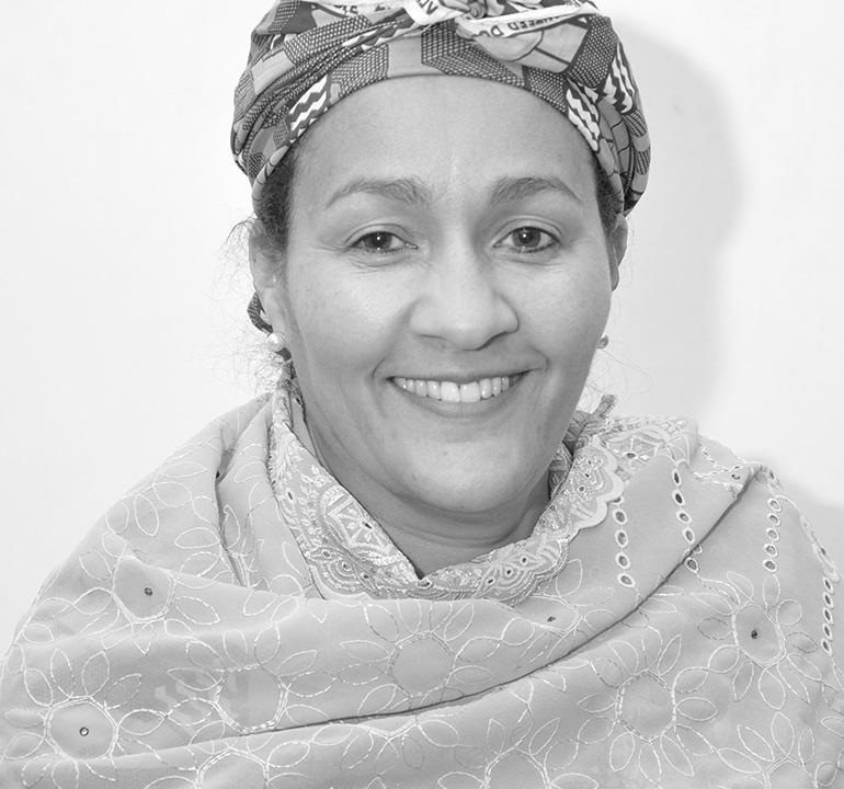 Amina J.Mohammed