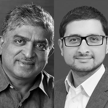 Nandan Nilekani & Varad Pande